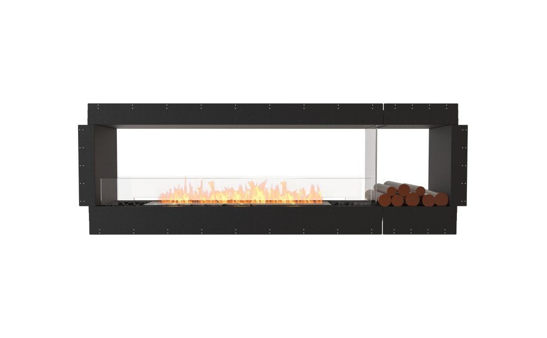Decorative Box Right - Single Sided Fireplaces by EcoSmart Fire