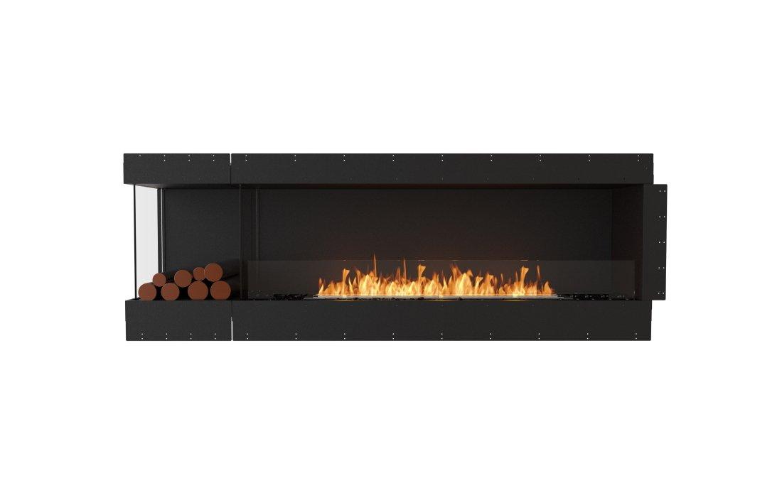 Decorative Box Left - Single Sided Fireplaces by EcoSmart Fire