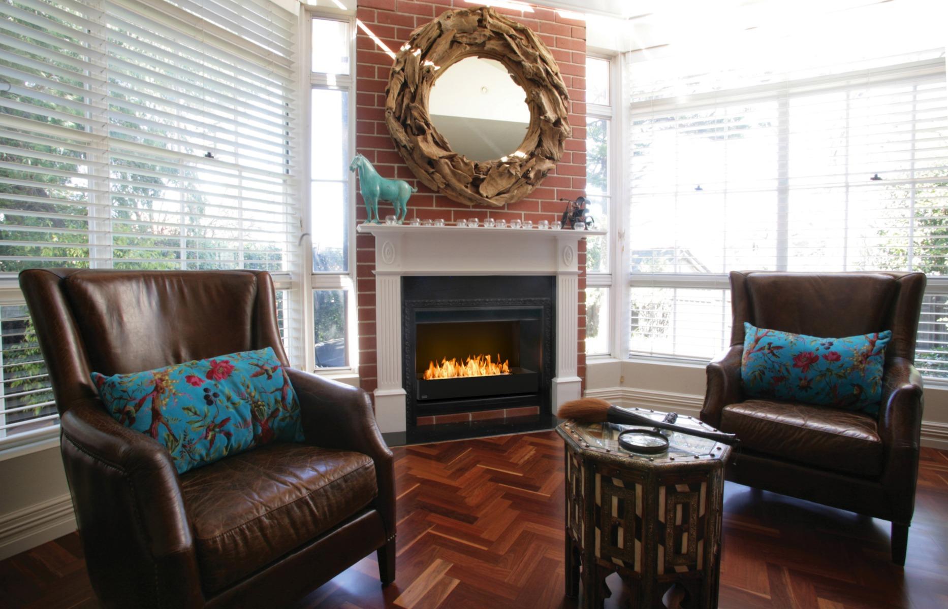EcoSmart Fire Fireplace Grate 36